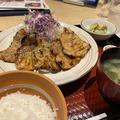 大戸屋 品川グランパサージュ店/味噌漬け四元豚の炭火焼き