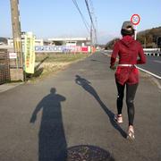2/23の朝ラン(12.3km)