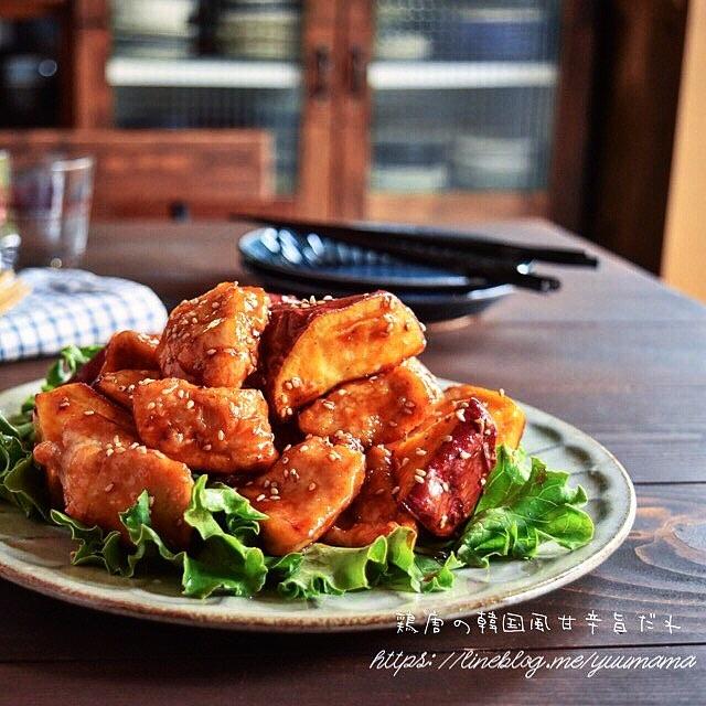 【作りおき】鶏からの韓国風甘辛旨だれ*夏におすすめ 食欲全開レシピ!旨だれ・旨ソースレシピまとめ*