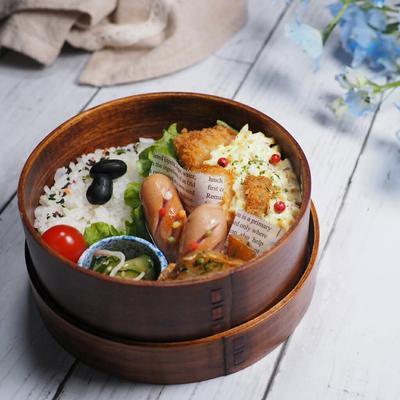 3月13日 鱈フライ弁当 と 【お知らせ】