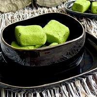 Bật mí công thức nama chocolate trà xanh Nhật
