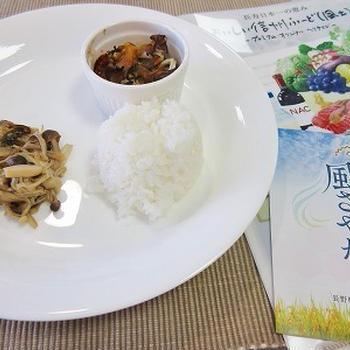 長野県の新しいお米 風さやか