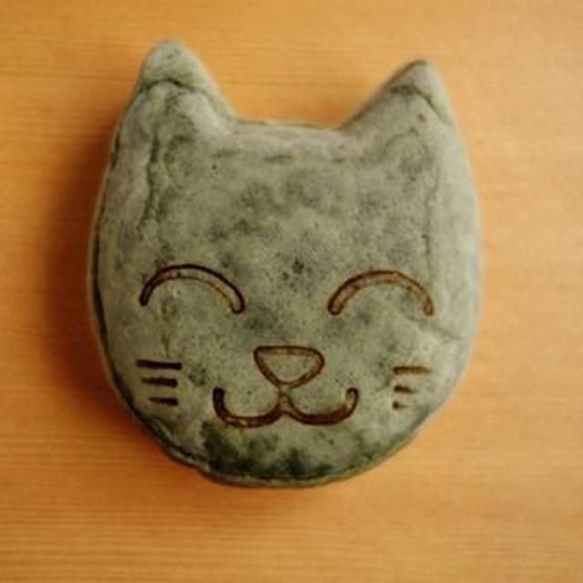 ニャンとも可愛い美味しいいただきもの!新潟県沼垂生まれの「沼ネコ焼」♪