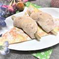 料理教室☆きまぐれランチ♪ゆかり入り花びら餅