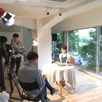 【お知らせ】今夜放送!テレビ東京 ワールドビジネスサテライト