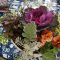 花の寄せ植え講習会