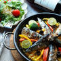 9月19日 秋刀魚のパエリア と 塩鯖弁当 と ナポリタンランチ