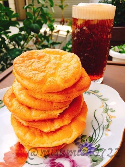 【レシピ動画】低糖質パン☆クラウドブレッド