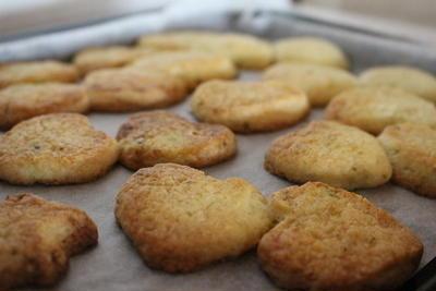 365日レシピNo.279「カボスの塩バタークッキー」