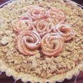 リンゴで薔薇〜なアップルパイ by Chef Sayakaさん