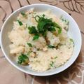 炊飯器で一発!しっかり味の中華風鶏のネギご飯 #炊き込みご飯 #ランチ
