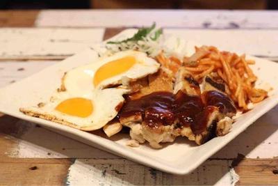 【recipe】チキンソテーBBQ/大人の休日の過ごし方