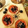 蜘蛛のピザ