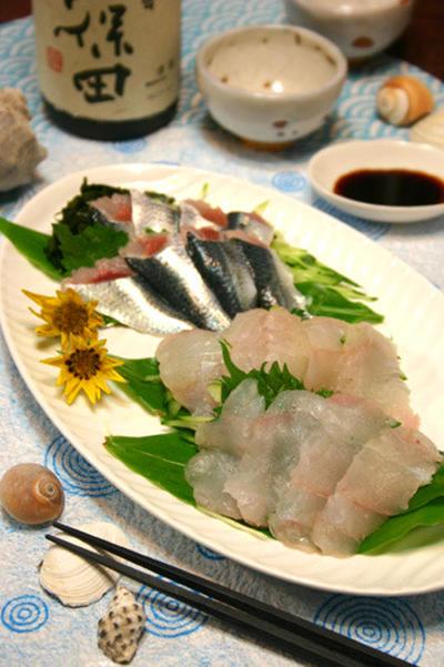 銚子からの幸せ新鮮直送便☆絶品ヒラメのお刺身!!