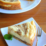 コーヒー マーブルチーズケーキ ☆