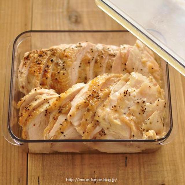 ≪レシピ≫週末に作り置き☆アレンジ無限◎しーーーっとり美味しい◎胸肉のグリル