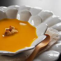 バターナッツかぼちゃのポタージュ