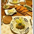 お豆腐ロールキャベツの宴