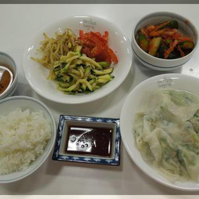 野菜で作る料理教室6月