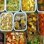 平日が楽になる♡お弁当から夜ご飯まで♡『2016年4月3日♡週末の作り置き』ー主菜8品・副菜7品・下味冷凍・余り食材の保存ー