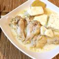 名店の極上スープ。濃厚豆乳塩麹の飲み干し参鶏湯(糖質6.4g) by ねこやましゅんさん