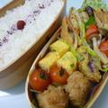 3月2日 サワラの生姜だれ焼き弁当