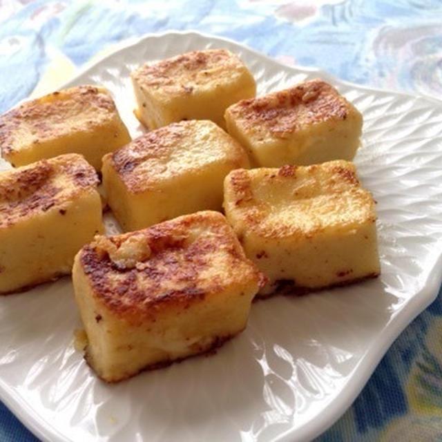 くらしのアンテナで掲載♡ ふんわり柔らか 『高野豆腐のフレンチトースト』