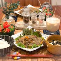 【献立】野菜たっぷり麻婆春雨で夜ごはん