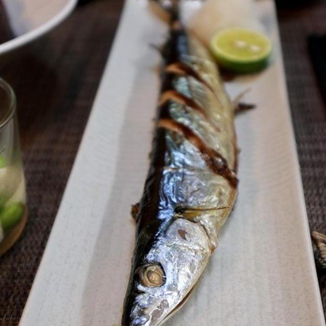 ◆初秋刀魚でおうちごはん♪