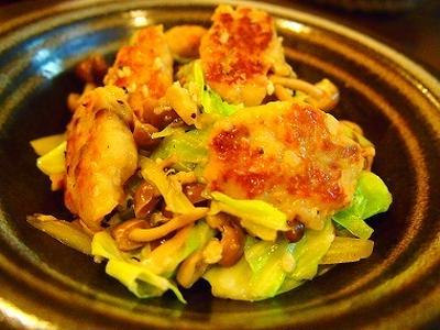 とりごぼうと野菜の炒め物