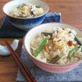 山菜ミックスで簡単☆優しいお味の山菜ごはん by kaana57さん