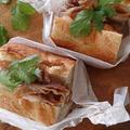 カナダポークでベトナムサンドイッチ