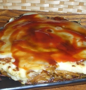 チーズモダン焼き
