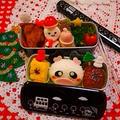インチキハンバーグ&う~ぱん弁当♪  by とまとママさん