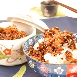常備菜に!おつまみやご飯のお供に活躍する「佃煮」を手作りしよう