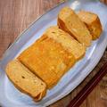 山芋でふんわりだし巻き玉子(卵の色が)&ラーメン麺麓「8月の限定メニューはほぼパスタだ」