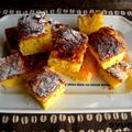 【簡単!!おやつ】フライパンで*焼くまで5分!カラメル卵ケーキ