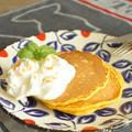 【掲載】美肌作りに!キャロットハニーパンケーキ/毎日キレイ by Ayaccoさん