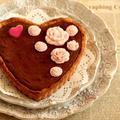 *ラムレーズン&ショコラ・チーズケーキ♪