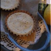 レモン&ミントの蜂蜜ヨーグルトマドレーヌ