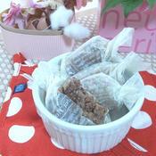 シナモンシュガーdeココナッツオイル&チョコシリアルバー