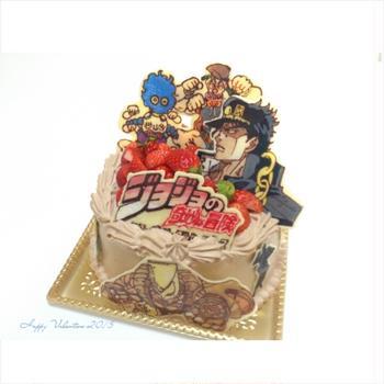 (723)*ジョジョの奇妙なケーキ~スターダストクルセイダース~*