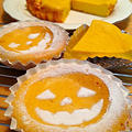 かぼちゃのチーズケーキです☆
