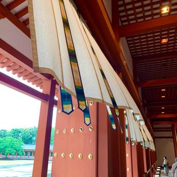 法隆寺と薬師寺と柿の葉寿司