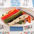 PICKLING SPICEで風味UP!! 夏野菜のピクルス。