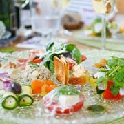 おもてなし~白ワインと野菜料理~