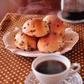 「たっぷりチョコチップパン」 by ほ助さん