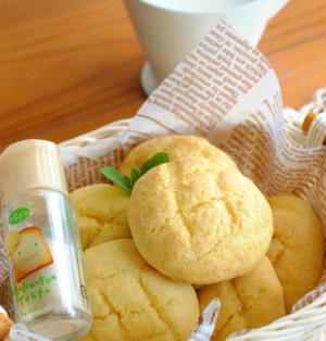 ホットケーキミックス&ハウスパパンで メロンパン☆