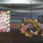 X'masアレンジ&「AW kitchen figlia青山店」