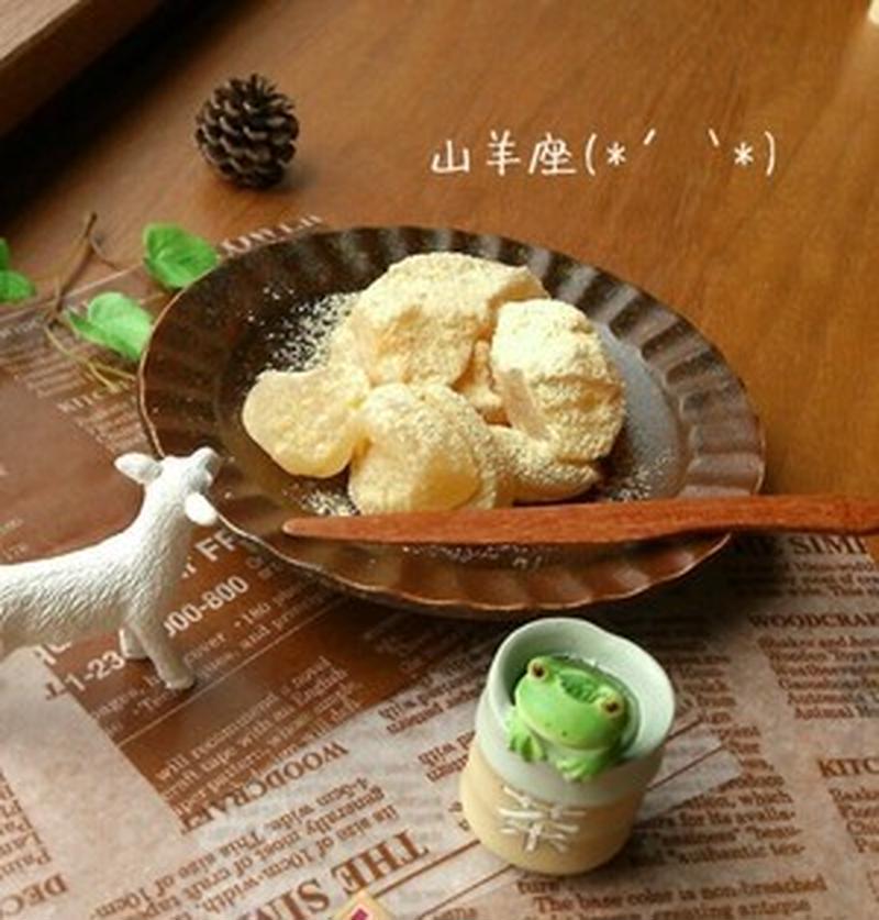 和菓子をもっと気軽に!電子レンジで作るわらびもち